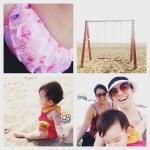 August On The Go: Baby & Beaches