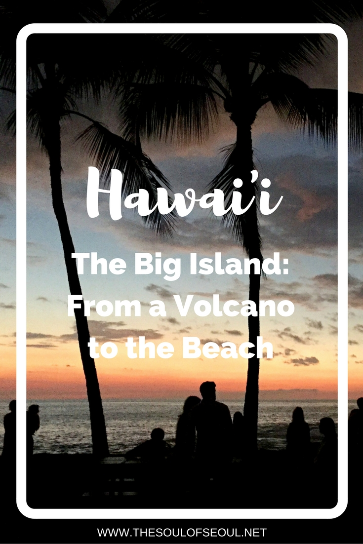 Hawaii, USA: The Big Island: From a Volcano to The Beach. A must visit on the Big Island is the volcano that is still producing lava and steam but those beaches can't be missed either!