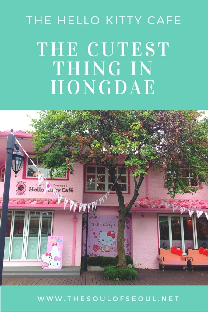 The Hello Kitty Cafe: The Cutest Thing in Hongdae