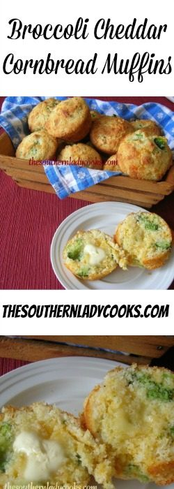 broccoli-cheddar-cornbread-muffins