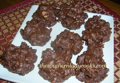 Chocolate Butterscotch Nutty Clusters - TSLC