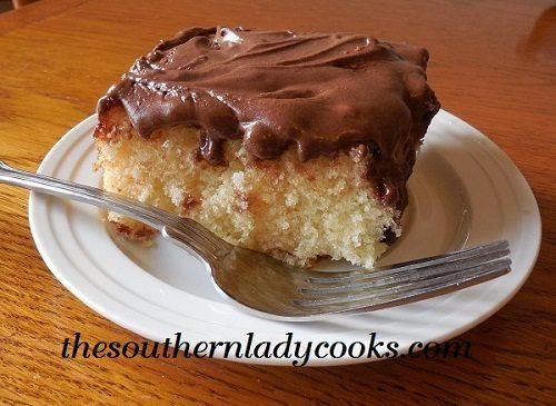 Classic 1,2,3,4 Cake TSLC