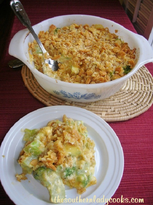 Broccoli Casserole - Copy (2)