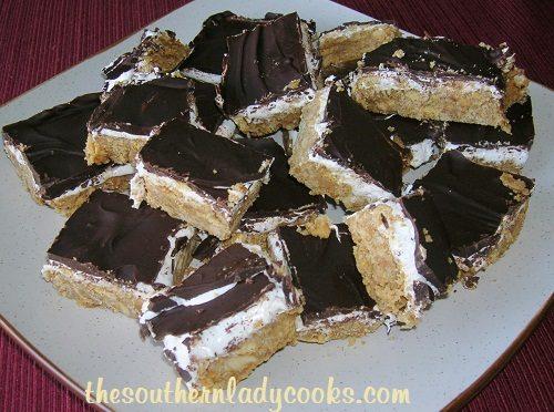 Chocolate Peanut Butter Treats - Copy (2)