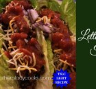 LETTUCE LEAF TACOS – THE SOUTHERN LADY COOKS LIGHT