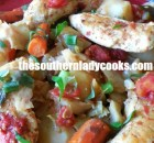 CROCK POT CHICKEN AND VEGETABLES – LIGHT RECIPE