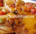 PORK CHOPS AND CABBAGE CASSEROLE