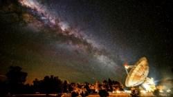 parkes telescope looks for alien life signals