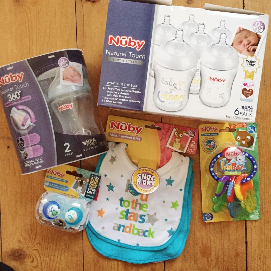 Baby Products from Nuby