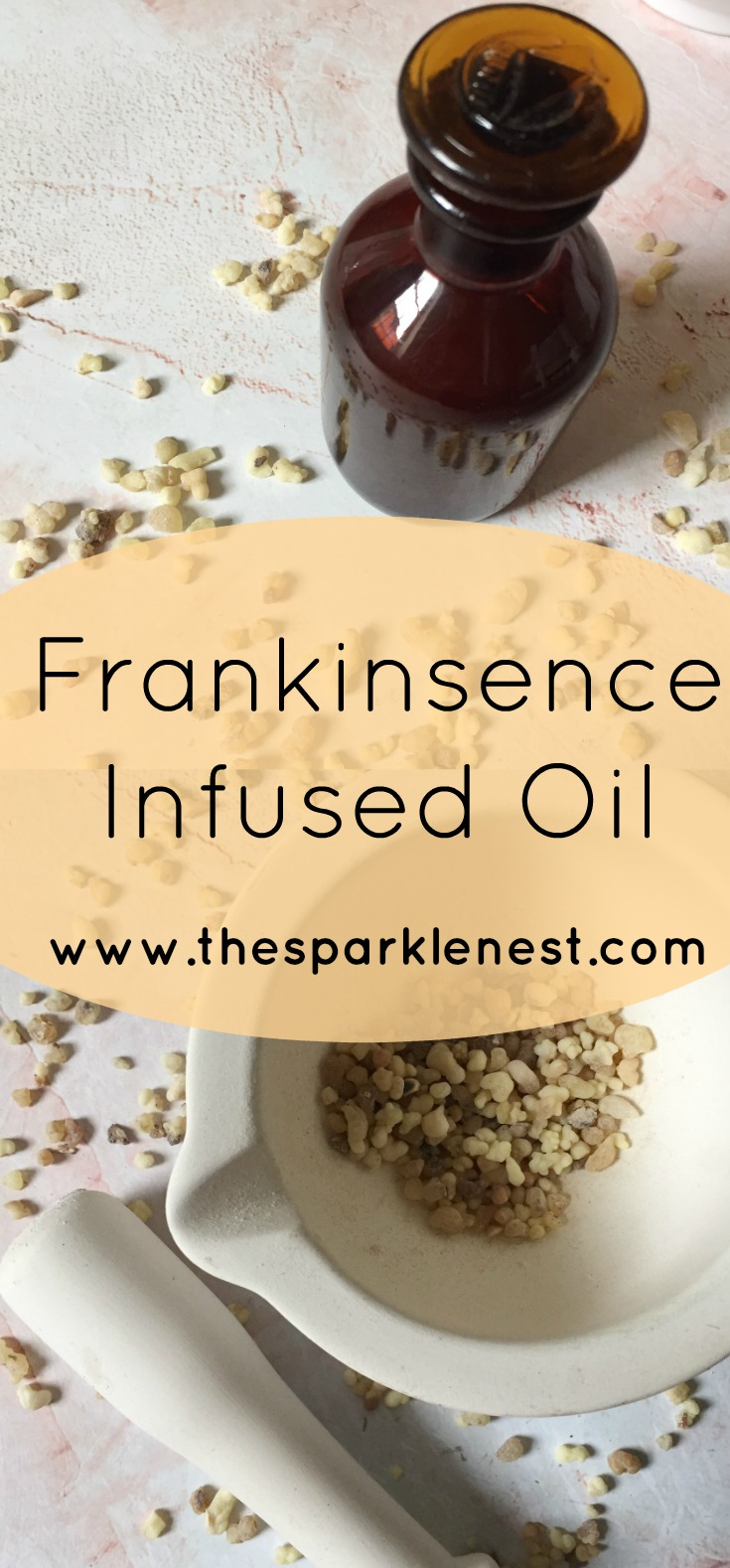 Frankincense Infused Oil
