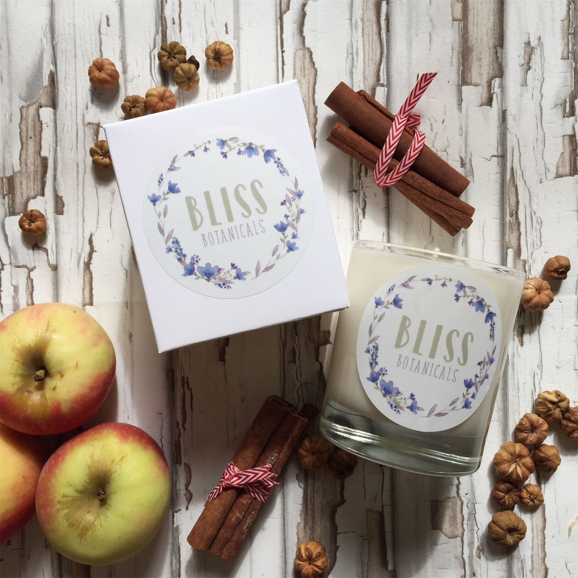 Sweet Baked Apple Spice Candle