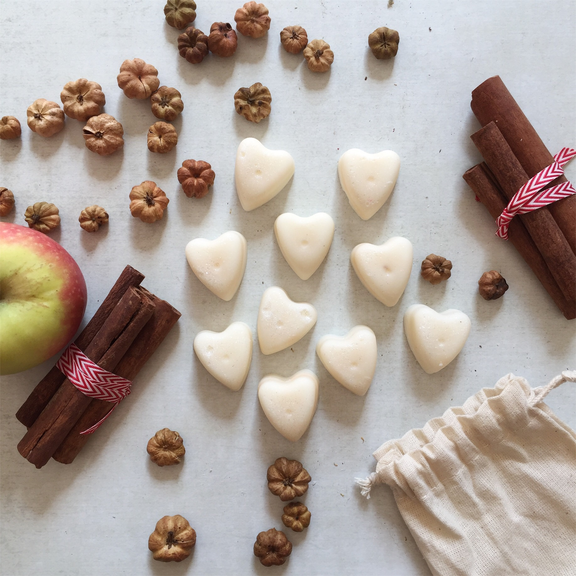 Sweet Baked Apple Spice Wax Melts