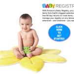 Amazon Baby Registry – FREE $35 Value Welcome Box