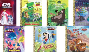 Amazon – Little Golden Books Under $4 (Regular $4.99)