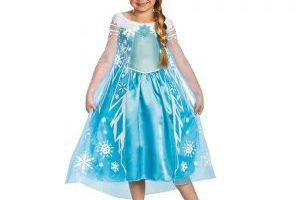 Disney Frozen Costume or Dress Up Play Deals Under $8