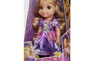 Disney Princess Rapunzel Toddler Doll $9.88 (Regular $25.99)