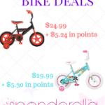 Kmart Boys Bike $24.99 & Girls Bike $29.99 + Receive $5.25 in Points