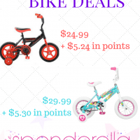 Kmart Boys Bike $24.99 & Girls Bike $29.99 + Receive $5.25 in Points