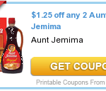 Aunt Jemima, Idahoan, Rice-A-Roni & More Coupons