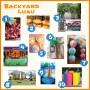Fiesta Friday - Backyard Luau