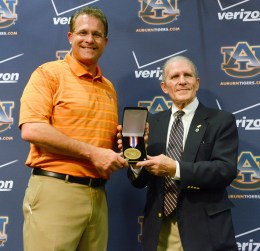 Academy Awards Auburn University Head Football Coach Gus Malzahn