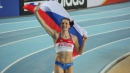 Yelena Isinbayeva. Photo: http://theduran.com/
