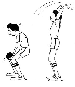 back throw diagram