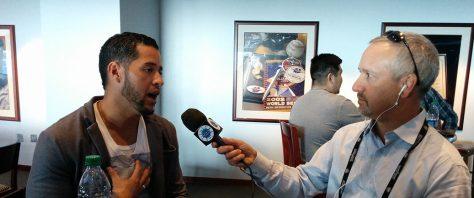 Jor Castellano interview Gregor Blanco The Sports Virus