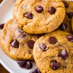 Puffy Pumpkin Cookies