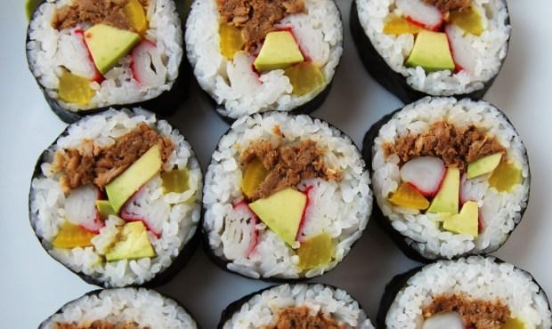 kimchitunakimbap