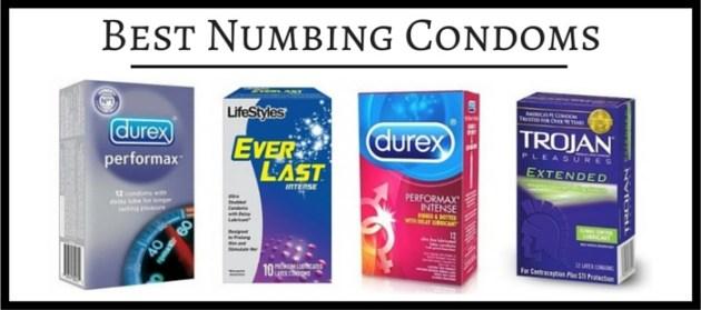 best numbing condoms