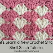 Shell Stitch Tutorial