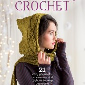Cold Weather Crochet by Marly Bird - Book Review and Pattern Excerpt