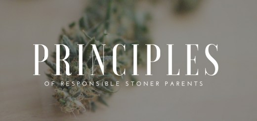 responsible stoner parents