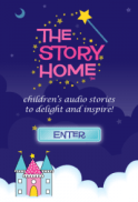 The Story Home logo