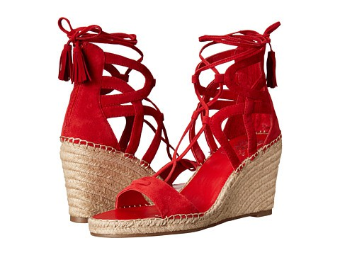 VC Red Shoes