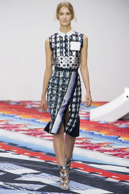Peter Pilotto Spring/Summer 2013