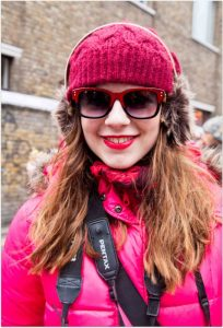 @sarahlsmith4 pink and retro red - what a combo!