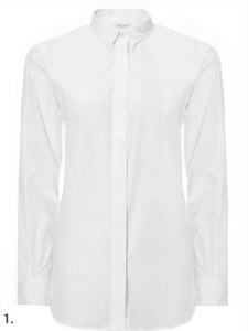White poplin shirt from Surface to Air, Image © Avenue 32