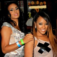 Malaysia Pargo From Basketball Wives LA With Ombre Haircolor