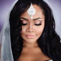 2015 Wedding Hairstyles for Black Women