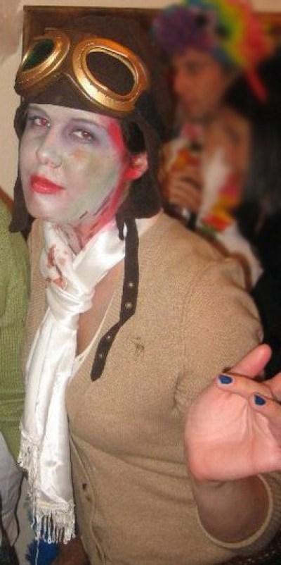 Zombie Amelia Earheart, 2010
