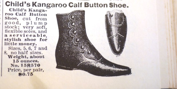 Kangaroo leather. Need I say more?