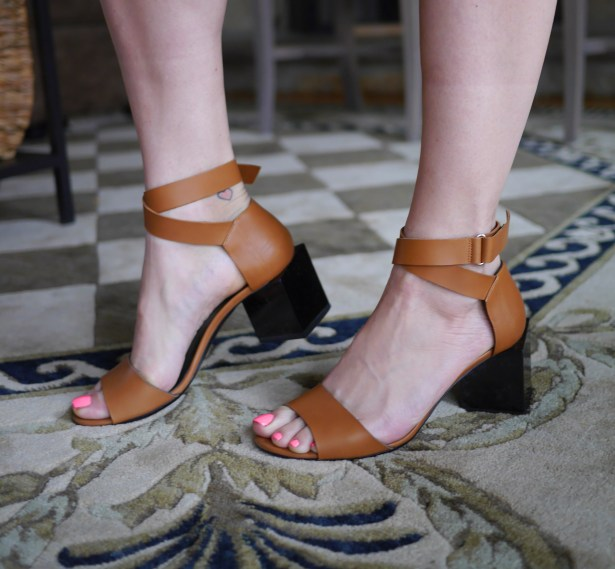 Sandals: Pierre Hardy (Goop)
