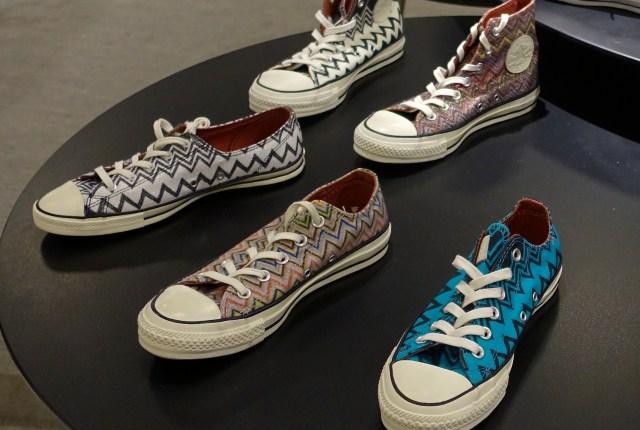Sneaker style: streetwise