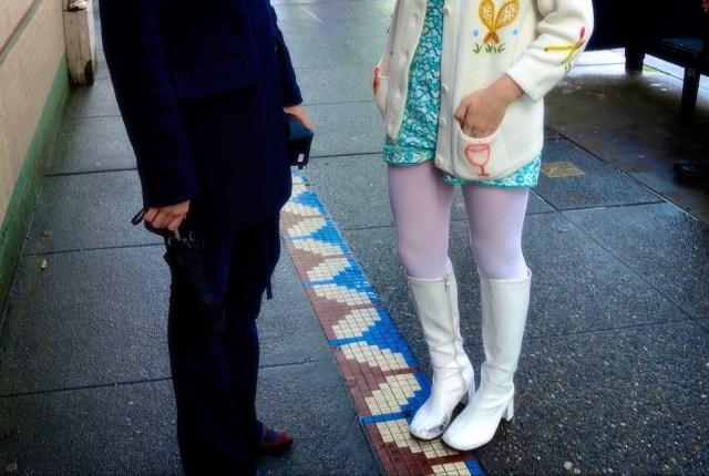 Anti-fashion style, Capitol Hill