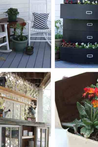 13 DIY Outdoor Projects