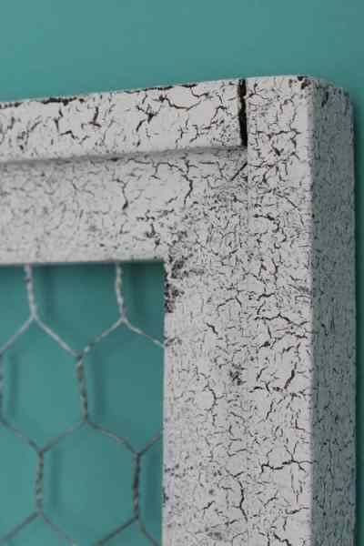 How to Apply Crackle Finish Paint
