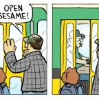 Metro Fare – 5/18