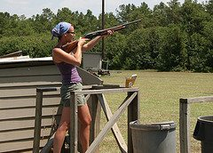 girl with shotgun Just for women: 23 Truths about Firearms